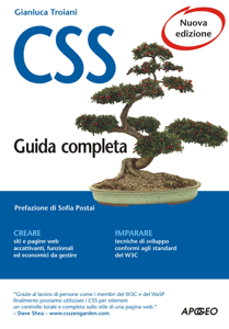CSS Guida Completa Libro Cover