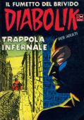 Diabolik #11 Book Cover