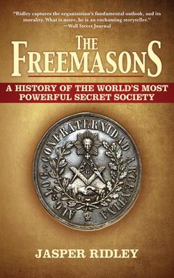 The Freemasons - Jasper Ridley book