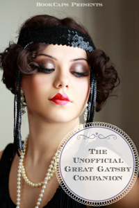 The Unofficial Great Gatsby Companion Book Cover