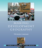 Making Development Geography