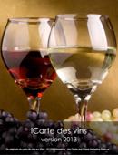 iCarte des vins sur iPad