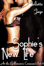 Sophie's New Life book