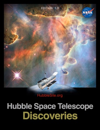 Hubble Space Telescope Discoveries book cover