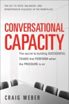 Conversational Capacity The Secret To Building Successful Teams That Perform When The Pressure Is On