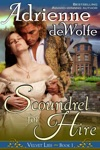Scoundrel For Hire Velvet Lies Book 1