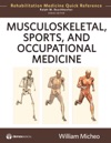 Musculoskeletal Sports And Occupational Medicine