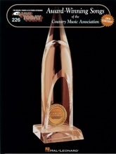 Award Winning Songs of the Country Music Association (Songbook)