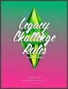 Legacy Challenge Rulebook