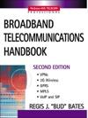 Broadband Telecommunications Handbook  Second Edition