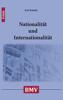 Karl Kautsky - Nationalität und Internationalität artwork