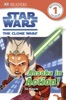 DK Readers L1: Star Wars: The Clone Wars: Ahsoka In Action! (Enhanced Edition)