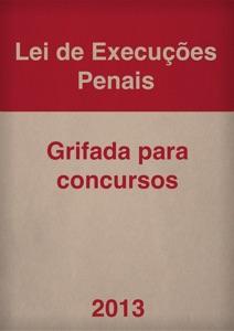Lei de execuções penais 2013 Book Cover