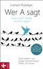 Eckhard Roediger - Wer A sagt ... muss noch lange nicht B sagen Grafik