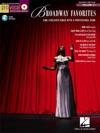 Broadway Favorites Songbook