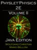 Wolfgang Christian & Mario Belloni - Physlet Physics 2E Volume II artwork