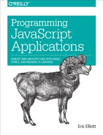 Programming Javascript Applications