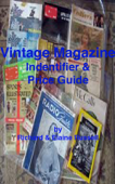 Vintage Magazines Identifier and Price Guide