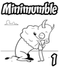 Chris Hallbeck - Minimumble #1  artwork