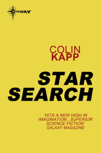 Star Search Boekomslag