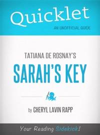 QUICKLET ON TATIANA DE ROSNAYS SARAHS KEY