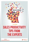 Sales Productivity Tips From The Experts 2014 Edition