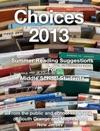 Choices 2013