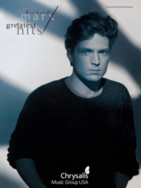 Richard Marx - Greatest Hits (Songbook)