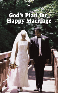 God's Plan for Happy Marriage Book Review