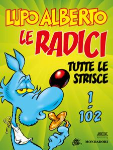Lupo Alberto n.1 (Mondadori) Libro Cover