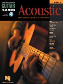 Acoustic Guitar Songbook book