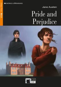 Pride and Prejudice Copertina del libro