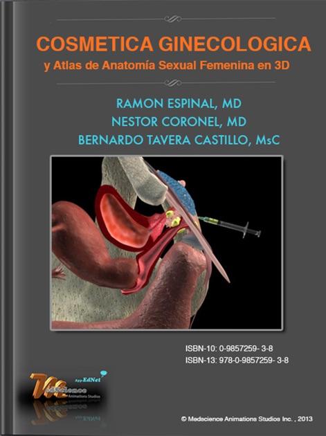 Cosmética Ginecológica y Atlas de Anatomía Sexual Femenina en 3D by ...