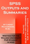 SPSS Outputs And Summaries