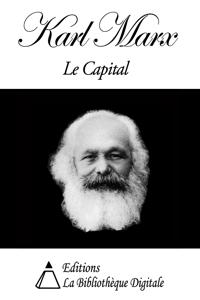 Le Capital La couverture du livre martien