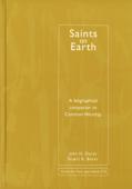 Common Worship: Saints on Earth