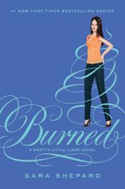 Pretty Little Liars #12: Burned book