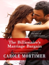 THE BILLIONAIRES MARRIAGE BARGAIN