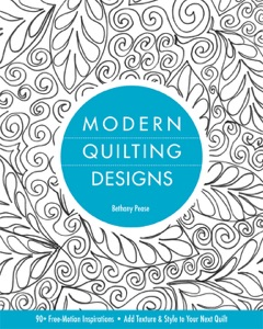 Modern Quilting Designs Book Cover