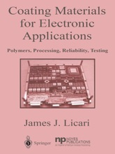 Coating Materials For Electronic Applications (Enhanced Edition)