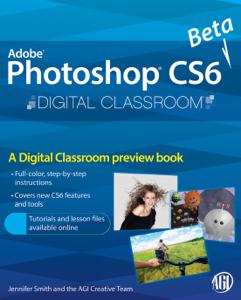 Photoshop CS6 Beta New Features ebook