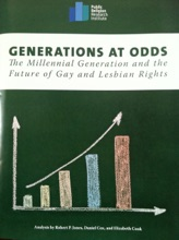 Generations At Odds: The Millennial Generation And The Future Of Gay And Lesbian Rights