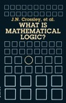 What Is Mathematical Logic