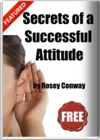 Secrets Of A Successful Attitude