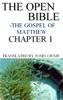 The Open Bible - The Gospel of Matthew: Chapter 1