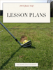 Graham Cunningham - 2013 JR Golf Lesson Plans artwork
