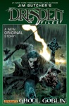 Jim Butchers The Dresden Files Ghoul Goblin