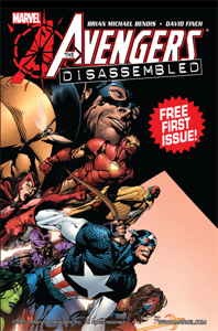Avengers: Disassembled #1 Book Review