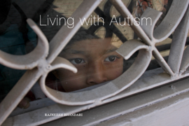 Living with Autism book