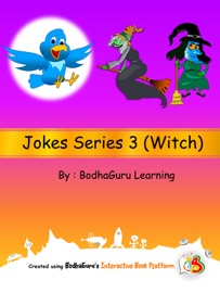 Jokes Series 3 (Witch) - BodhaGuru Learning